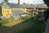 Jamaica Plain Cohousing, Boston, MA: https://sites.google.com/site/jpcohousinginternet/photos