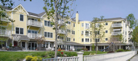Cambridge Cohousing --photo from Oaktree Developmen